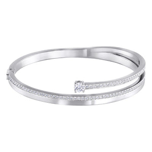 Swarovski Fresh Bangle, Medium