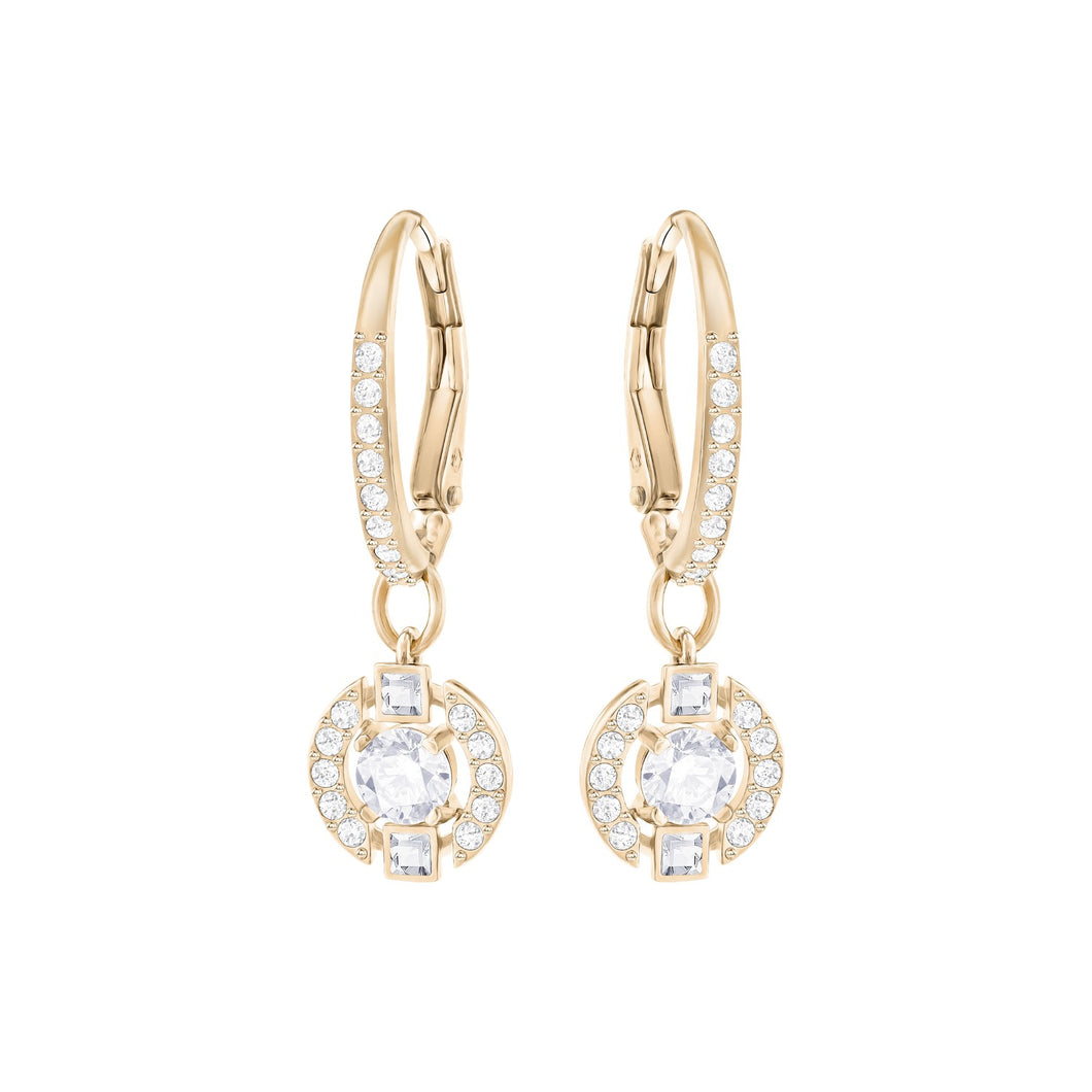 Swarovski Sparkling Dance Rose Gold Earrings
