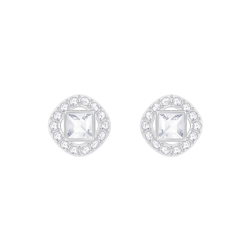 Swarovski Angelic Square Earrings