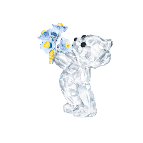 Swarovski Kris Bear Forget-Me-Not