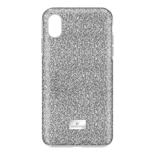 Swarovski iPhone XS Max Case Silver