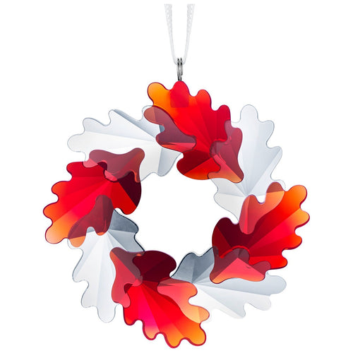 Swarovski Wreath Ornament Leaves - Pre Order