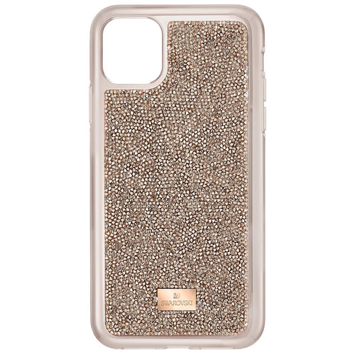Swarovski Glam Rock iPhone 11 Pro Case Pink Gold