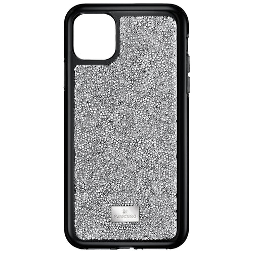 Swarovski Glam Rock iPhone 11 Pro Case, Silver, Black