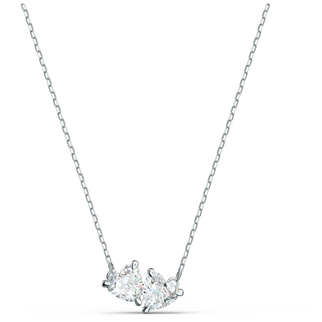 Swarovski Attract Soul Heart Necklace