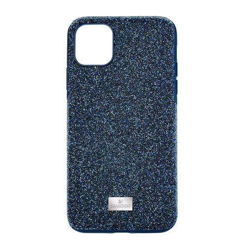 Swarovski High iPhone 11 Pro Case, Blue