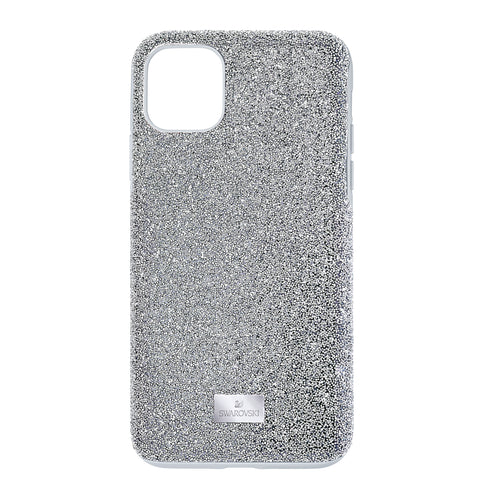 Swarovski High iPhone 11 Pro Max Case, Grey
