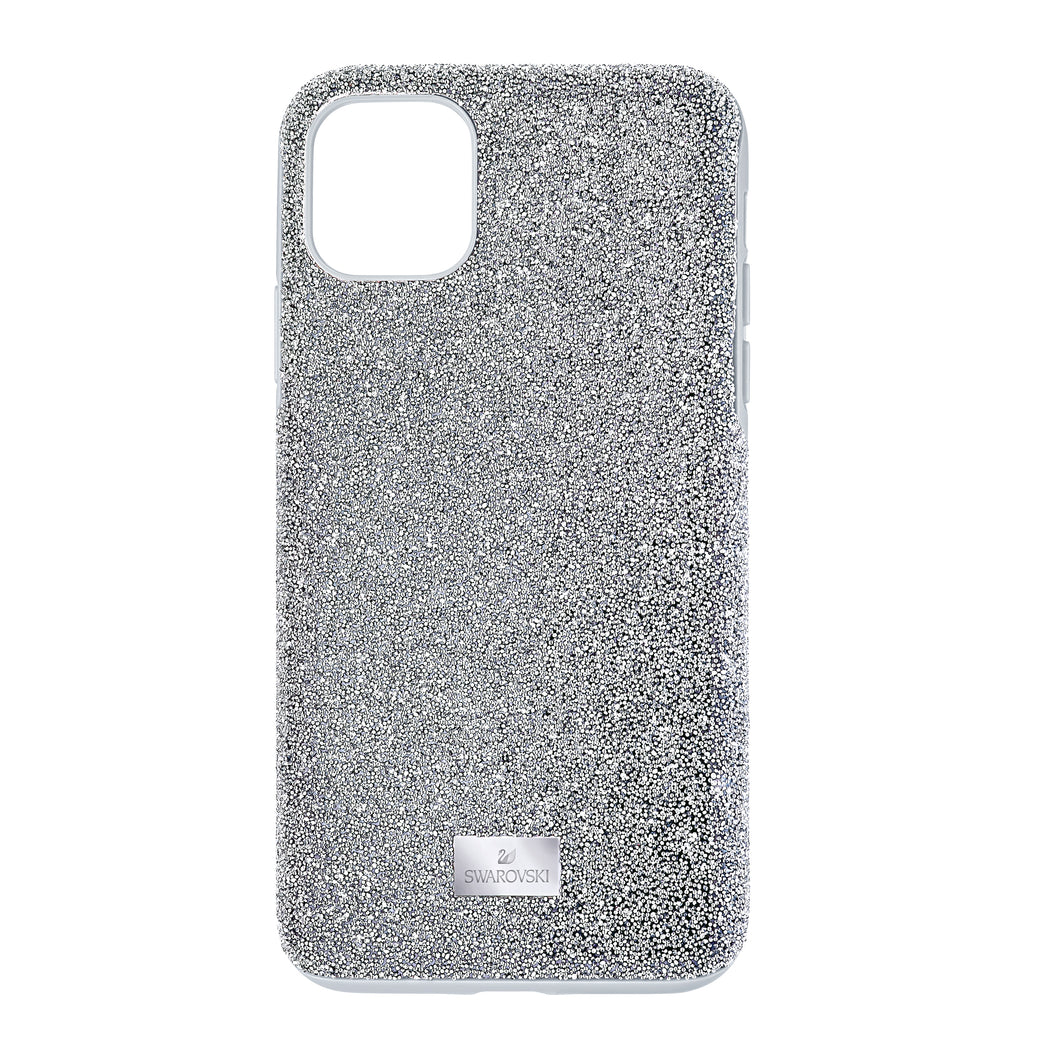 Swarovski High iPhone 11 Pro Case, Grey