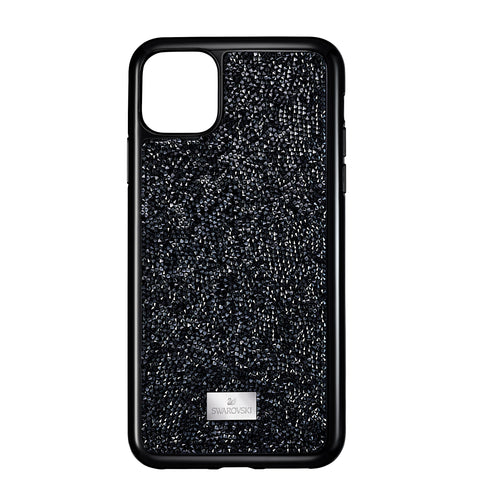Swarovski Glam Rock iPhone 11 Pro Max Case, Black