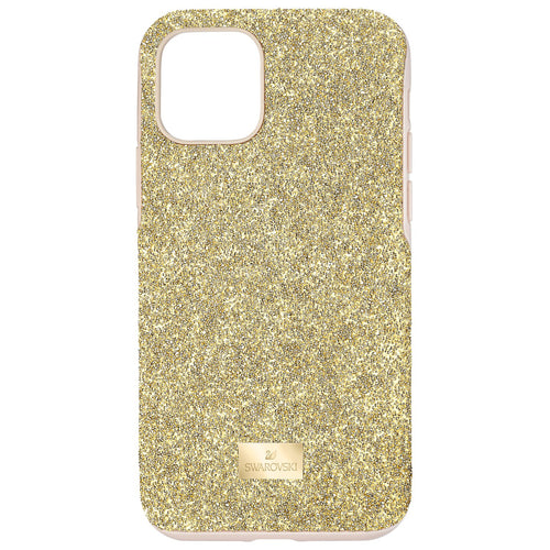Swarovski High iPhone 11 Pro Case With Bumper, Gold
