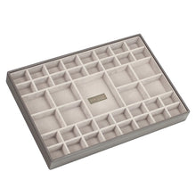 Load image into Gallery viewer, Super Size Stacker Jewellery Tray Mink 41 Section