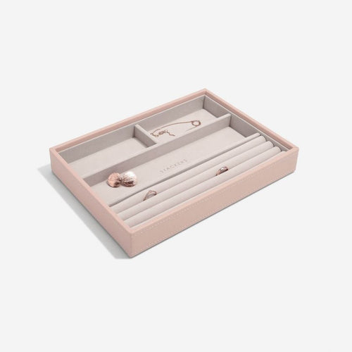 Stackers Blush Ring & Bracelet Jewellery Tray