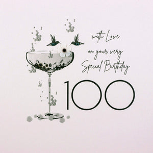 With Love On Your Special Birthday 100 - Five Dollar Shake
