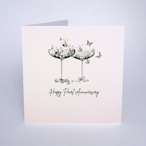 Happy Pearl Wedding Anniversary - Five Dollar Shake