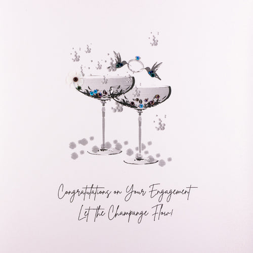 Congratulations On your Engagement - Five Dollar Shake