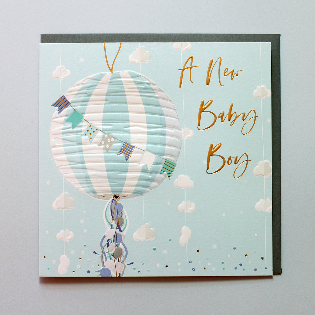 A New Baby Boy - Belly Button Designs