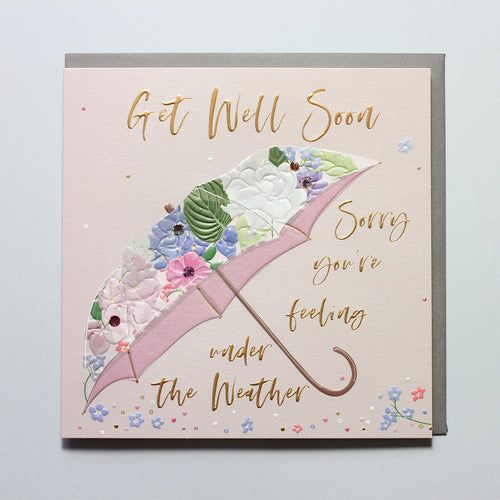 Get Well Soon - Belly Button Designs