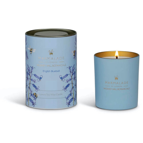 Marmalade Of London Mosney Mill English Bluebell Large Candle