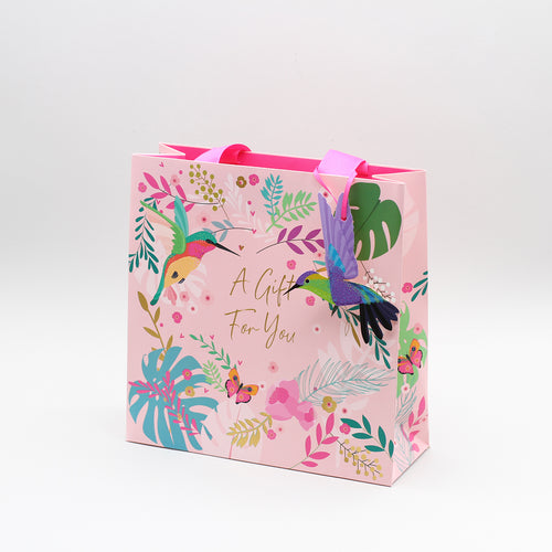 Hummingbird - A Gift For You Gift Bag