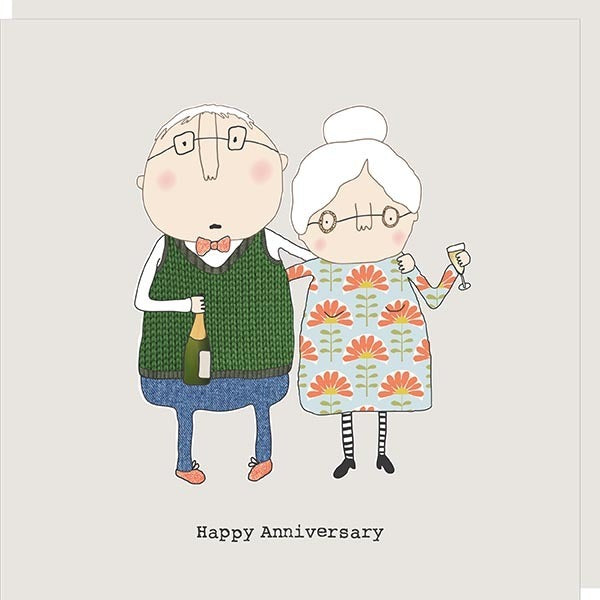 Happy Anniversary - Rosie Made A Thing