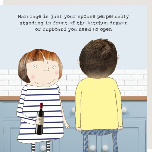 Marriage Is Just Your Spouse ... - Rosie Made A Thing
