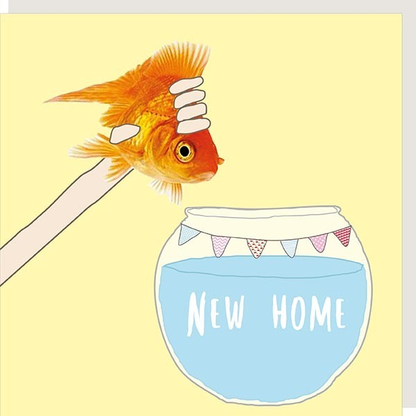 New Home Fish - Rosie Made A Thing