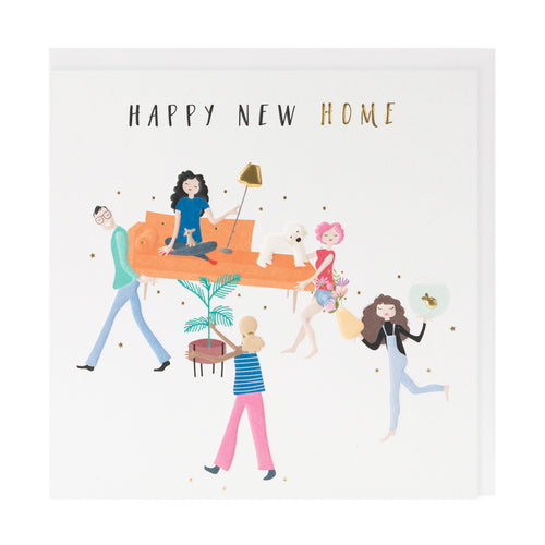 Happy New Home - Belly Button Designs