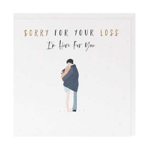 Sorry For your Loss - Belly Button Designs