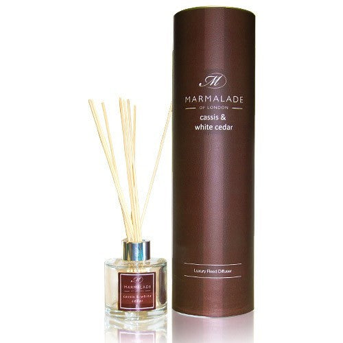 Marmalade Of London Cassis And White Cedar Reed Diffuser