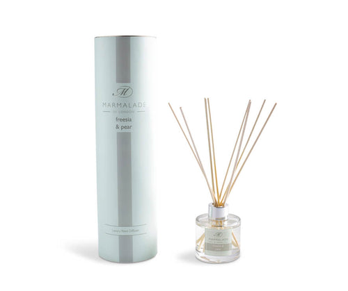 Marmalade Of London Freesia And Pear Reed Diffuser