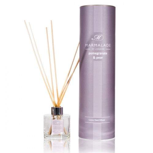 Marmalade Of London Pomegranate And Pear Reed Diffuser