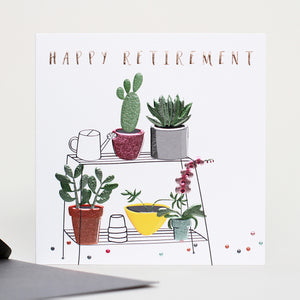 Happy Retirement - Belly Button Designs