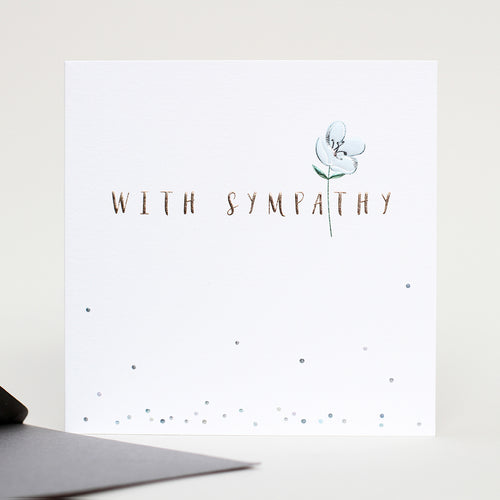 With Sympathy - Belly Button Designs