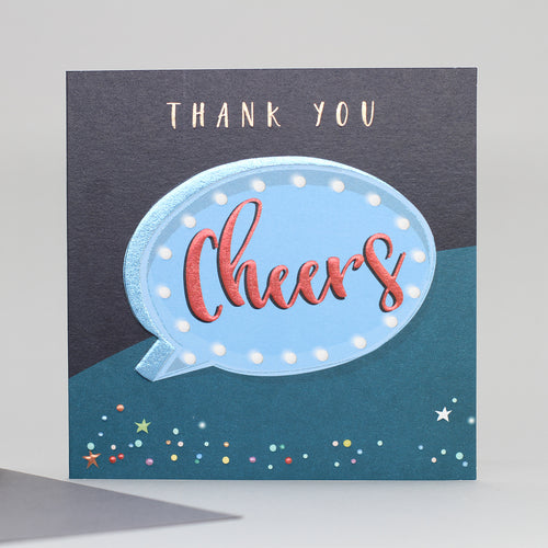 Thank You Cheers - Belly Button Designs