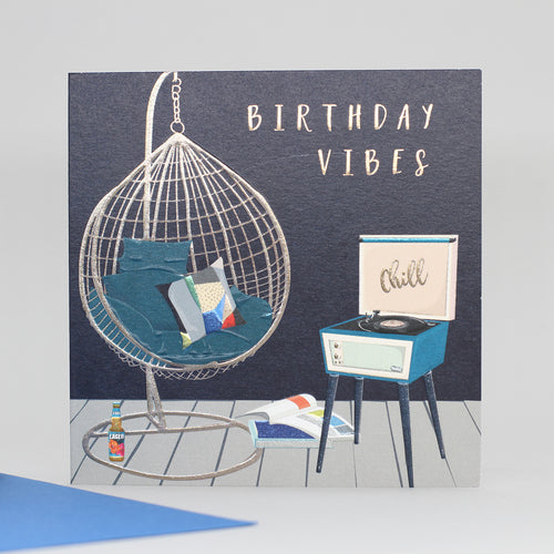 Birthday Vibes - Belly Button Designs