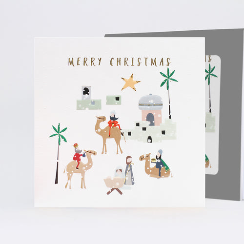 Nativity Charity Christmas Card Pack
