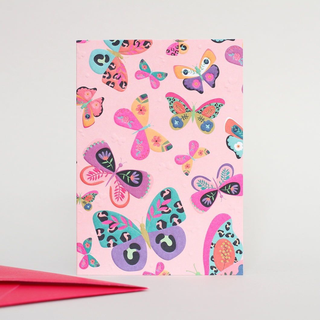Belly Button Birthday Card