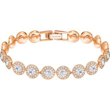Load image into Gallery viewer, Swarovski Angelic Rose Gold Bracelet