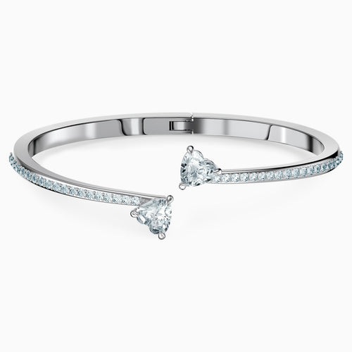 Swarovski Attract Soul Heart Bangle, Medium