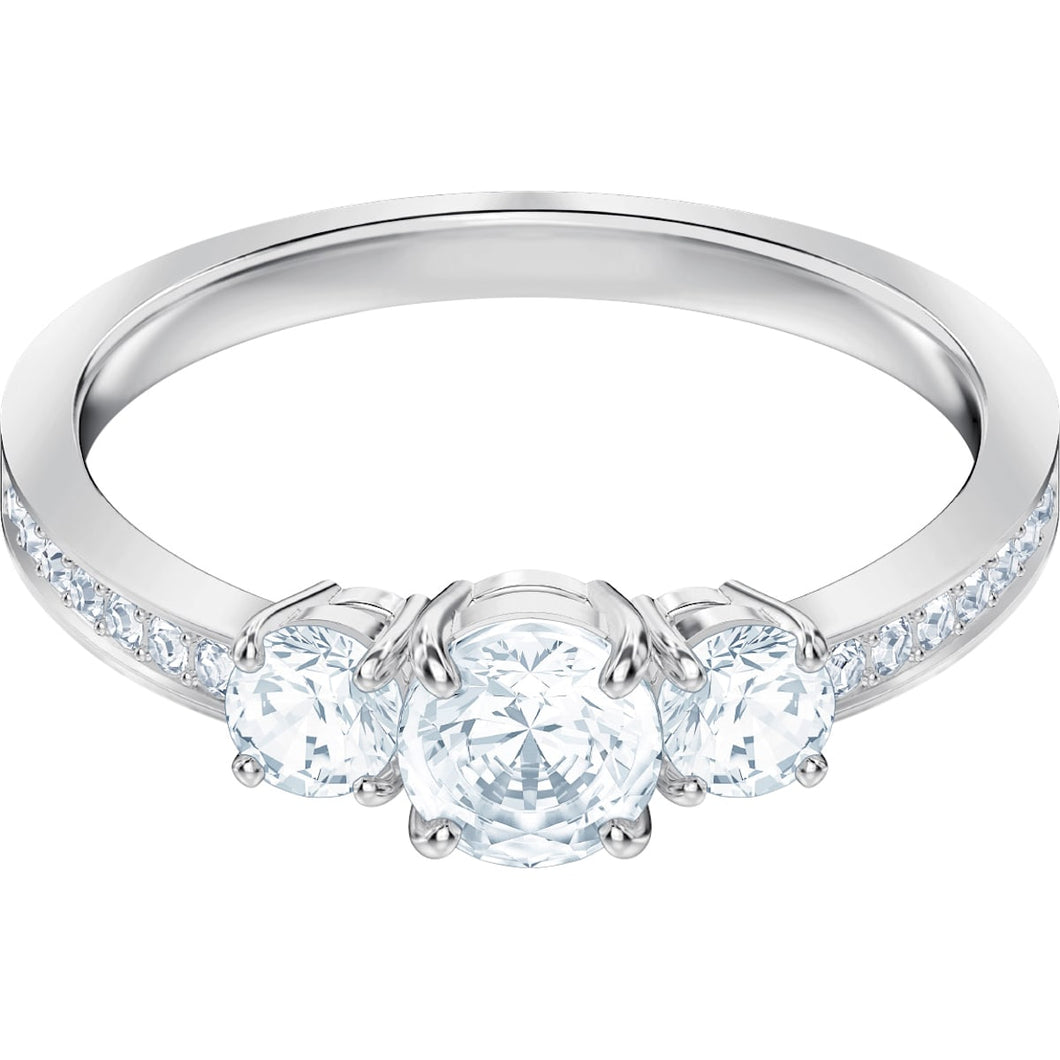 Swarovski Trilogy Attract Ring