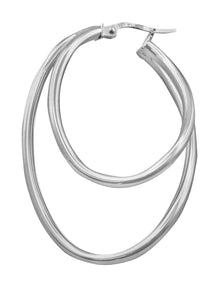 Tianguis Jackson Double Hoop Earrings