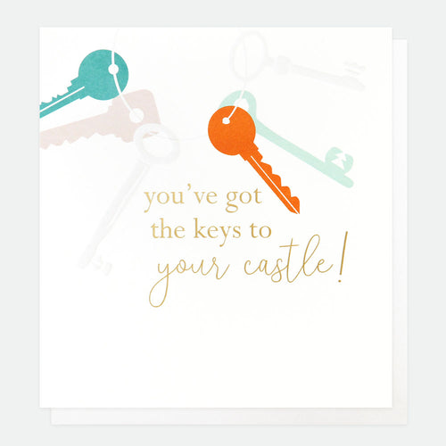 You've Got The Keys - Caroline Gardner