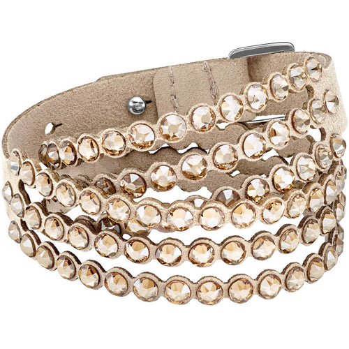 Swarovski Power Collection Bracelet, Gold
