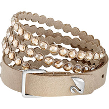 Load image into Gallery viewer, Swarovski Power Collection Bracelet, Gold