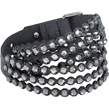 Load image into Gallery viewer, Swarovski Power Bracelet Balck