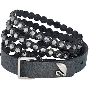 Black Swarovski Power Bracelet