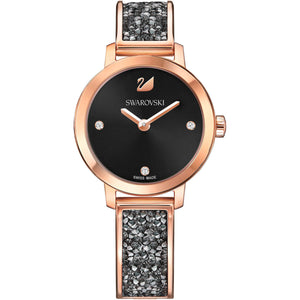 Swarovski Cosmic Rock Rose Gold Watch