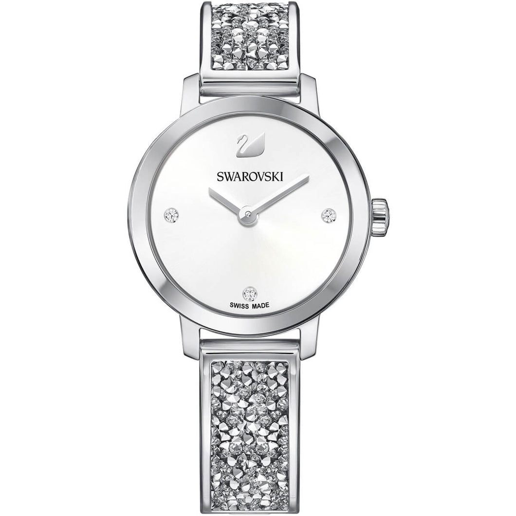 Swarovski Cosmic Rock Silver Watch