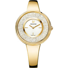 Load image into Gallery viewer, Swarovski Crystalline Pure Watch Gold