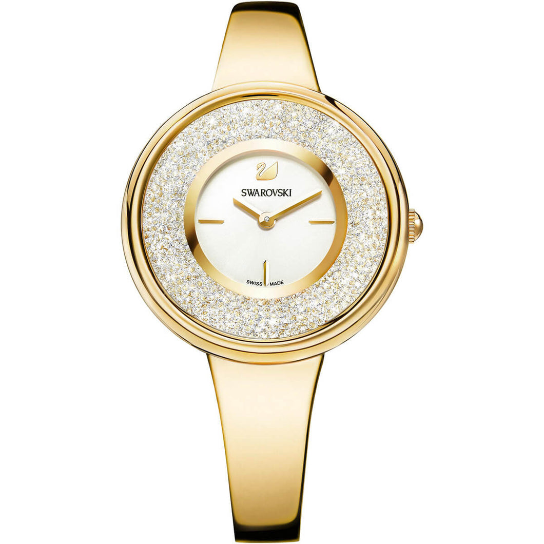 Swarovski Crystalline Pure Watch Gold